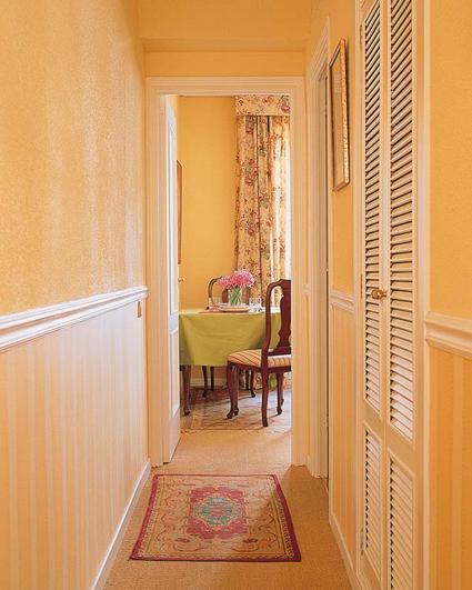 La iluminaci n en pasillos estrechos - Decoracion pasillos estrechos ...