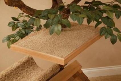 Casas para gatos macotas decoratrucosdecoratrucos for Como ahuyentar gatos del jardin
