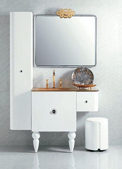 Baños Estilo Barroco:Estilo barroco para tu baño « DecoraTrucos