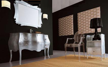 Estilo barroco para tu ba o decoratrucosdecoratrucos - Estilo barroco decoracion ...