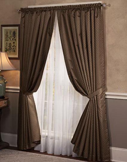 Protege tu casa del fr o con tejidos c lidos decoratrucosdecoratrucos - Cortinas para el sol ...