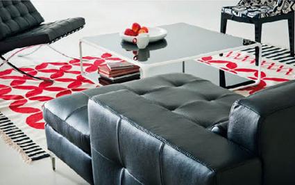 Aligera el espacio con muebles transparentes - Mesa centro metacrilato ...
