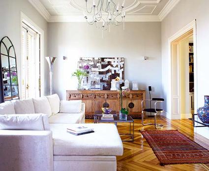 Cinco salones para descansar decoratrucosdecoratrucos - Salon con estilo ...