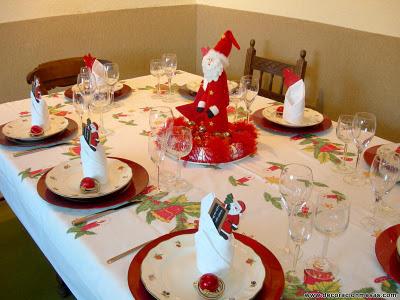 Algunas ideas para la mesa navide a decoratrucosdecoratrucos - Adornos para la mesa de navidad ...