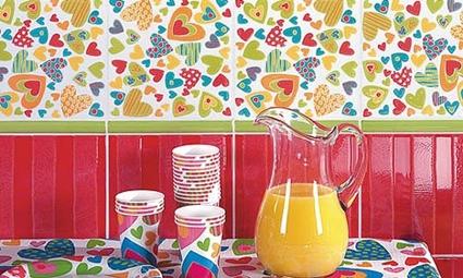 Pintar los azulejos de tu hogar decoratrucosdecoratrucos - Pintar sobre azulejos cocina ...