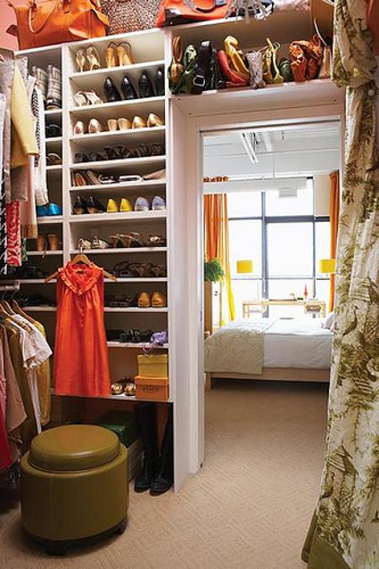 Casas cocinas mueble closets modernos para espacios for Closet para espacios pequenos