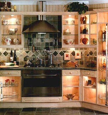 Materiales para reformar la cocina decoratrucosdecoratrucos for Cocinas de concreto y azulejo
