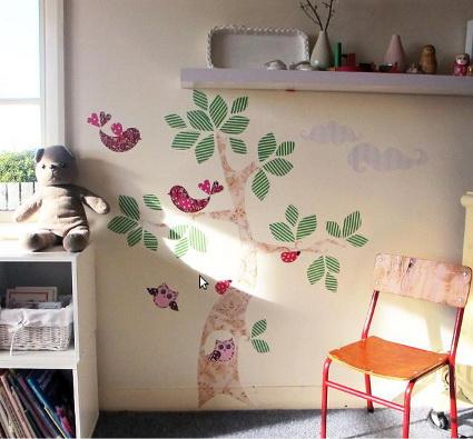 Pin calcomanias para pared group picture image by tag - Vinilos decorativos para comedor ...