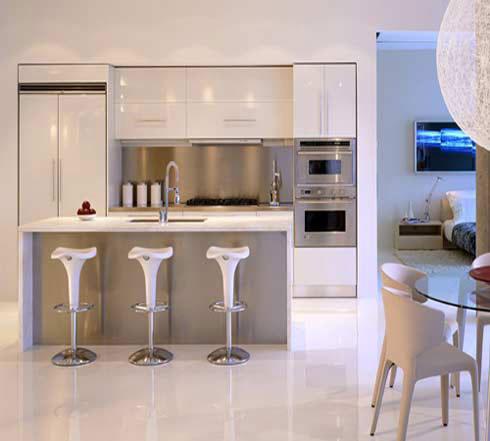 Decoración de cocinas: muebles y electrodomésticos