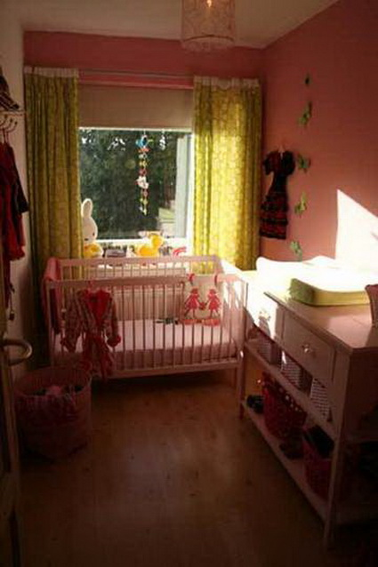 habitaciones para ni as con estilo vintage