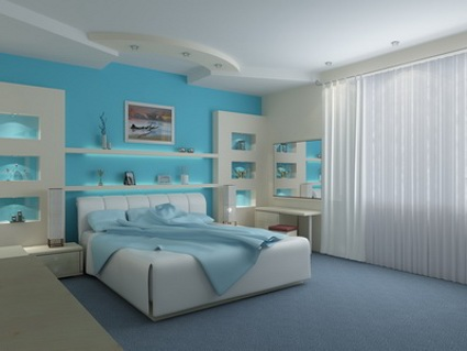 los with tonos de pinturas para interiores