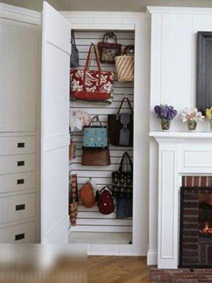 Trucos para ordenar tus bolsos decoratrucosdecoratrucos - Como guardar los bolsos ...