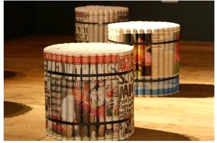 papel reciclado « DecoraTrucos
