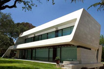Una casa moderna en madrid decoratrucosdecoratrucos for Casas modernas en madrid