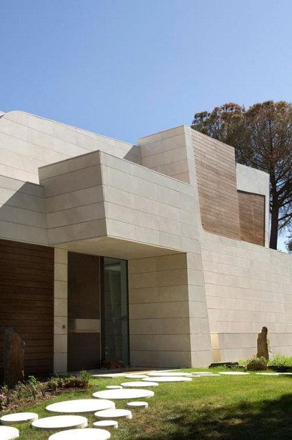una casa moderna en madrid decoratrucosdecoratrucos