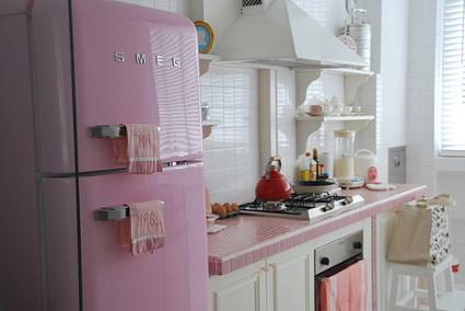 Colores para cocinas retro decoratrucosdecoratrucos - Cocinas retro vintage ...