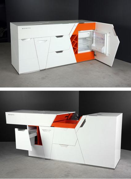 Muebles Multifunci N Modernos Decoratrucosdecoratrucos