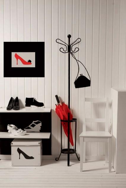 Decora tu entrada con vinilos decoratrucosdecoratrucos for Vinilos decorativos para entradas