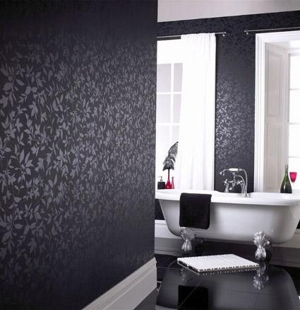 Decoraci n con paredes negras decoratrucosdecoratrucos for Encerrado en 4 paredes
