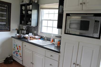 Reforma de una cocina peque a decoratrucosdecoratrucos - Reformar cocina pequena ...