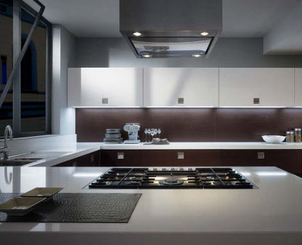 C mo elegir la cocina adecuada decoratrucosdecoratrucos - Estufas pequenas de gas ...