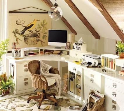 Decorar pequeñas oficinas en casa « decoratrucos