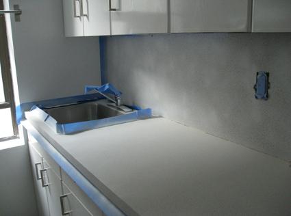 C mo pintar f rmica decoratrucosdecoratrucos Pintar encimera cocina