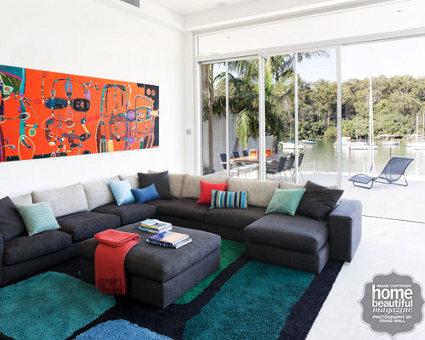 Ventajas de los sof s modulares decoratrucosdecoratrucos for Sofas modulares
