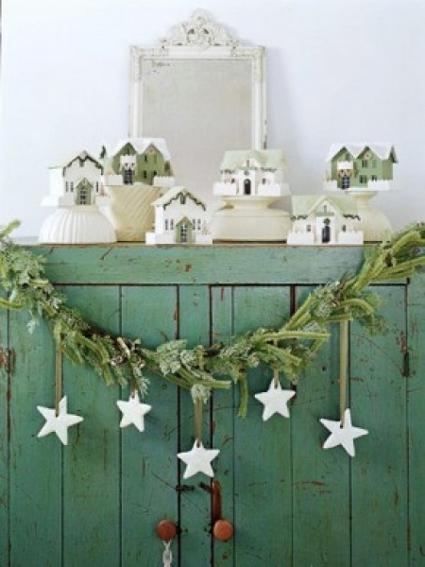 Tendencias decorativas para la navidad 2012 - Decoracion navidena para comercios ...