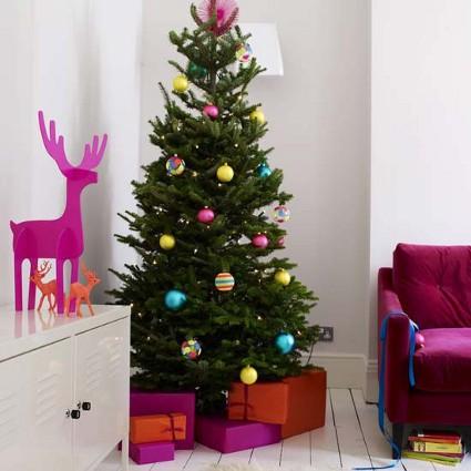 tendencias decorativas para la navidad