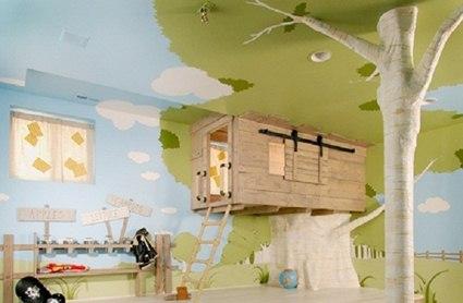 Decorar El Techo De Una Habitaci N Infantil