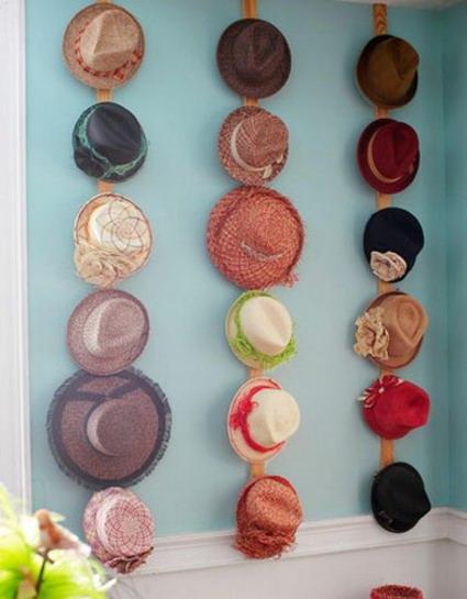 Decora con sombreros decoratrucosdecoratrucos - Decoracion de sombreros ...