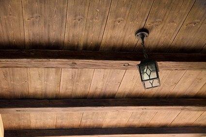 vigas de madera artificial para ambientes rsticos
