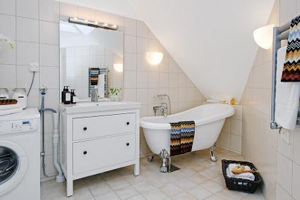Piso duplex con estilo n rdico decoratrucosdecoratrucos for Decorar piso antiguo