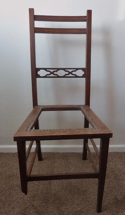 Reciclando sillas viejas