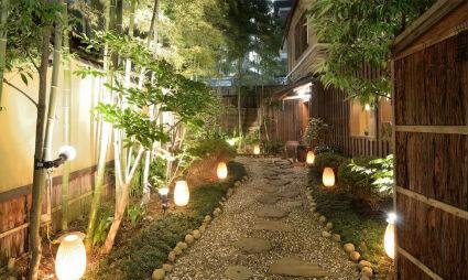 iluminar jardin
