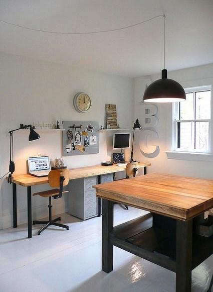Decoraci n de despachos decoratrucosdecoratrucos for Ideas para despachos