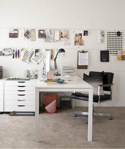 Decoraci n de despachos decoratrucosdecoratrucos for Como decorar una oficina en casa