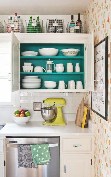 Ideas cocina pequeña « decoratrucos