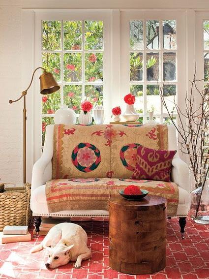C mo decorar un living peque o decoratrucosdecoratrucos for Living pequenos decoracion ideas y estilos