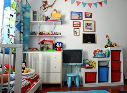 Dise os para habitaciones infantiles - Dormitorios infantiles ninos 3 anos ...