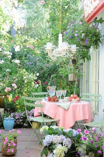 Jardines so ados decoratrucosdecoratrucos for Ver jardines