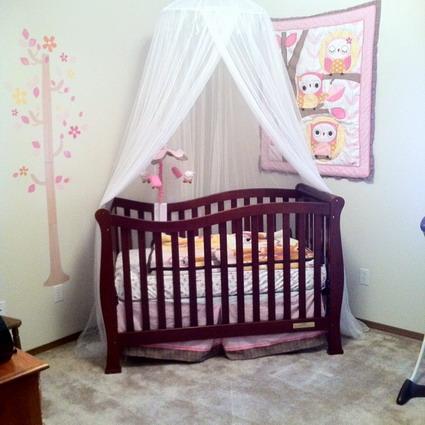 Diseo habitacion bebe ideas para decorar el cuarto de un for Como decorar la habitacion de un bebe