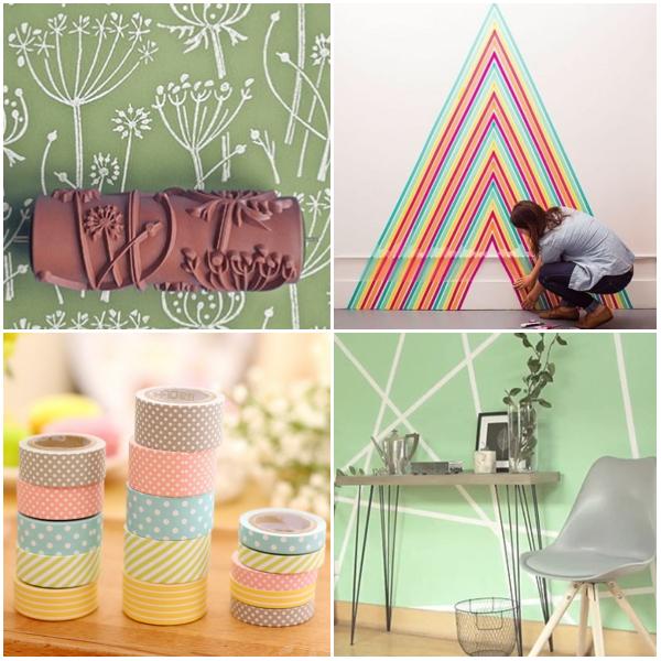 Ideas para paredes con texturas