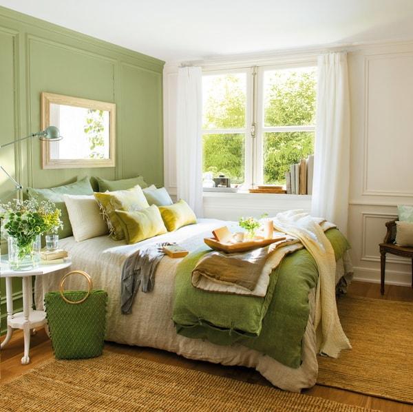 Ideas Para Pintar Paredes 4 Decoratrucosdecoratrucos - Ideas-pintar-paredes