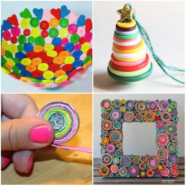 Manualidades f ciles para decorar el hogar proyectos diy decoratrucos - Manualidades para decorar el hogar ...