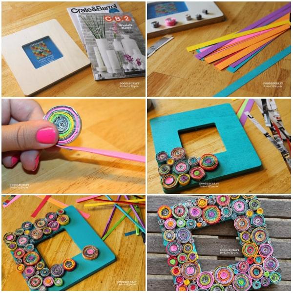Manualidades f ciles para decorar el hogar proyectos diy - Manualidades y bricolaje para el hogar ...