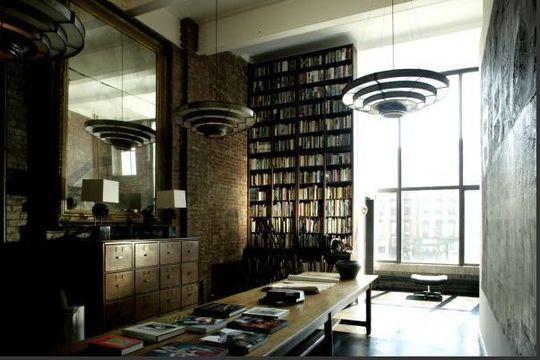 Cómo diseñar bibliotecas luminosas