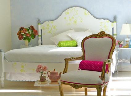 Colores neón en la decoración
