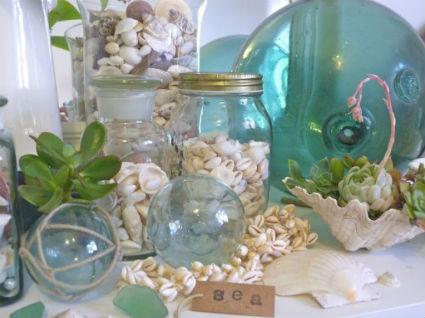 objetos marinos